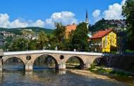 Në Sarajevën e lënduar