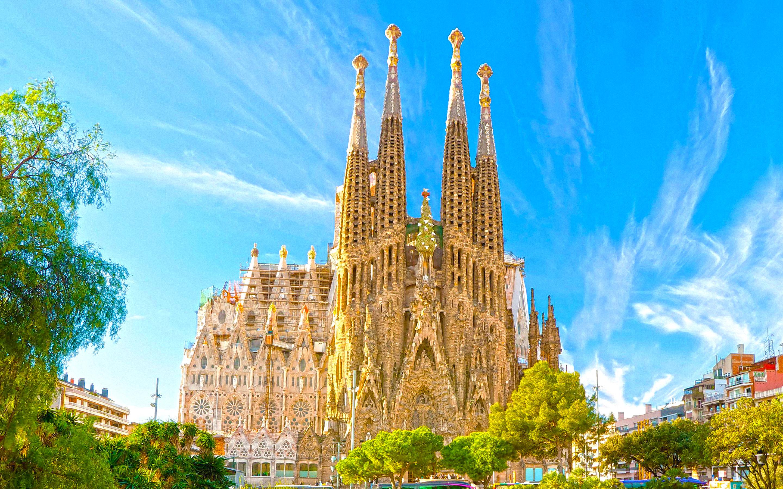 Vjeshte ne Barcelonë – 7 Dite €359/Person