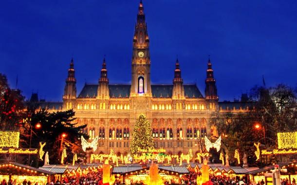 Viti i Ri në Vjenë  – 3 Ditë €349/Person