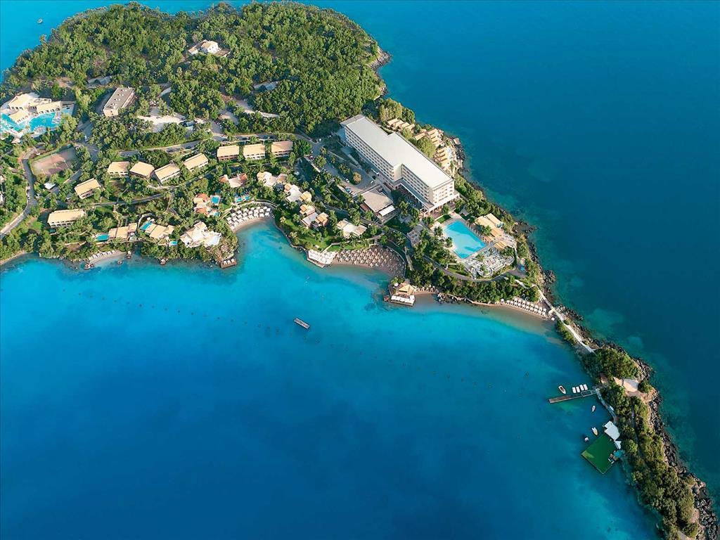 Grecotel Corfu Imperial 5* –  885 Eur/ Person