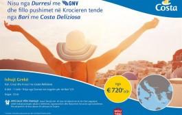 Itali -Greqi -Kroaci (7 Nete/ 8 Dite) – 890 Euro/Person