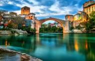 Udhëtim 3 ditor në Sarajevë Mostar Medjugore 99 Euro/Person