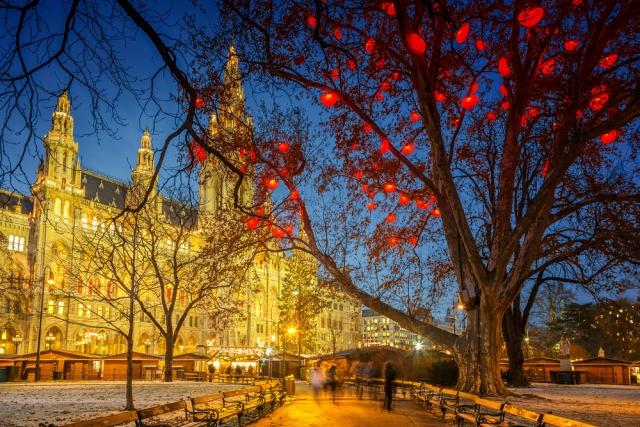 Viti i Ri në Vjenë – 4 Ditë €429/Person