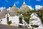 Bari – Alberobello – Monopoli –  25 Maj – 3 dite, 199€/Person