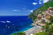 Plazh ne Salerno, Capri, Amalfi, 28 Gusht 6 dite, 450€/Person