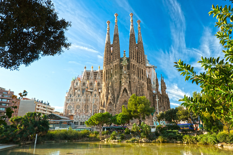 Tur 8 Ditor ne Barcelone 9 – 16 Mars 349 Euro/Person
