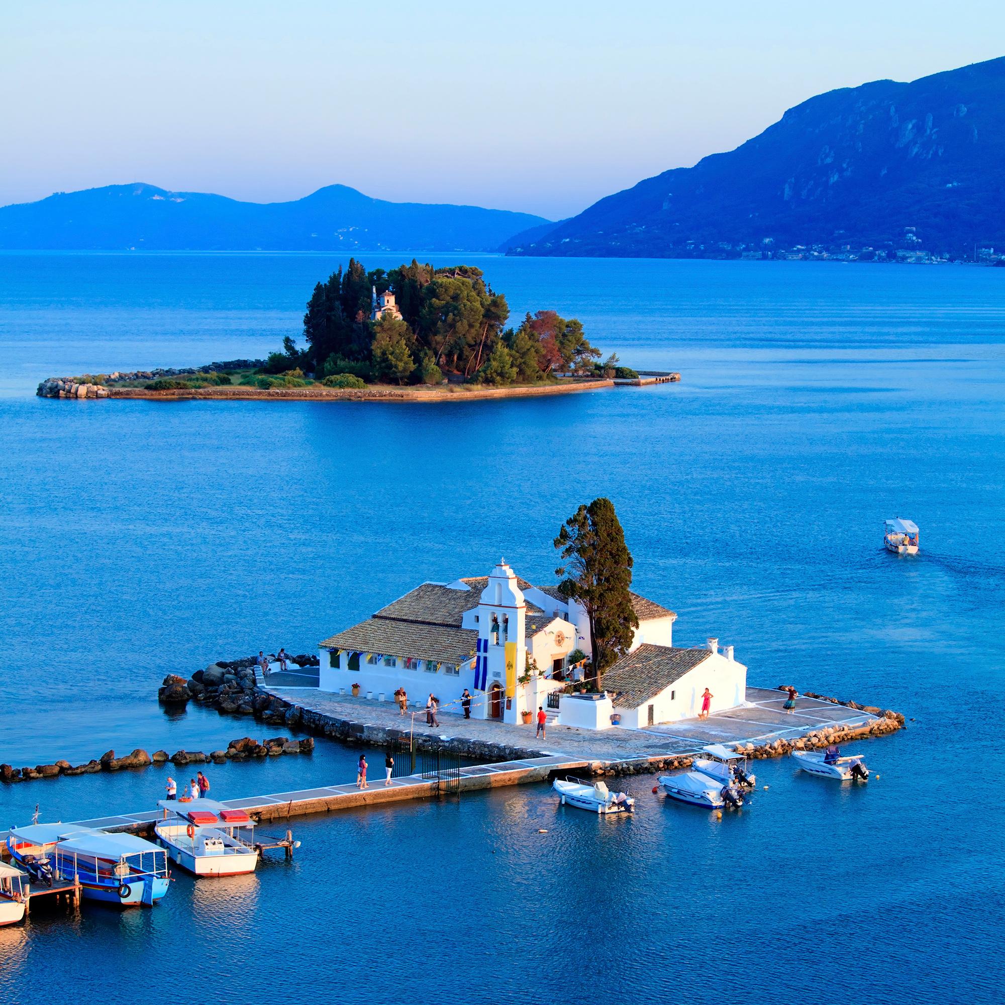 Weekend All Inclusive në Korfuz, 3 Ditë €69/Person