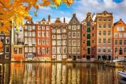 Pranverë në Amsterdam, 8 Ditë €399/Person