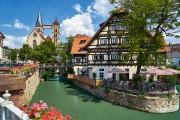 Pranverë: Shtutgart, Strasburg, Zyrih, 7 Ditë €329/Person