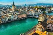 Pranverë në Zyrih dhe Bazel – 4 Ditë €359/Person