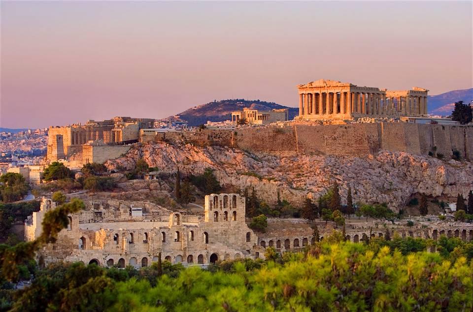 Udhëtim 3 ditor në Athinë 119 Euro