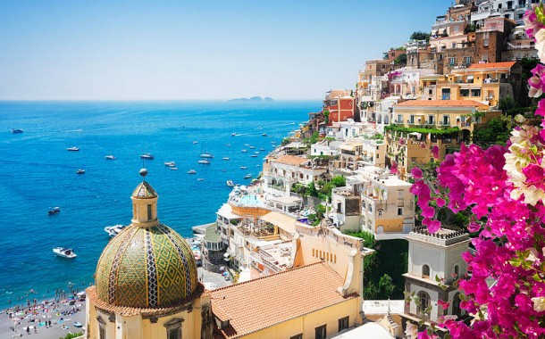Plazh ne Salerno – Capri – Amalfi – 6 dite, 450€/Person