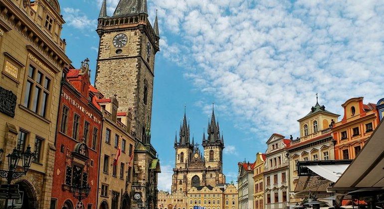 Vjeshtë në Pragë –  7 Ditë €239/Person