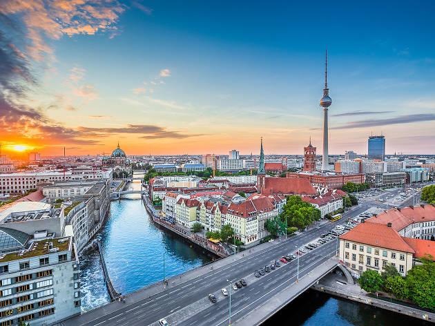 Vjeshtë në Berlin, 4 Ditë €329, 5 Ditë €379