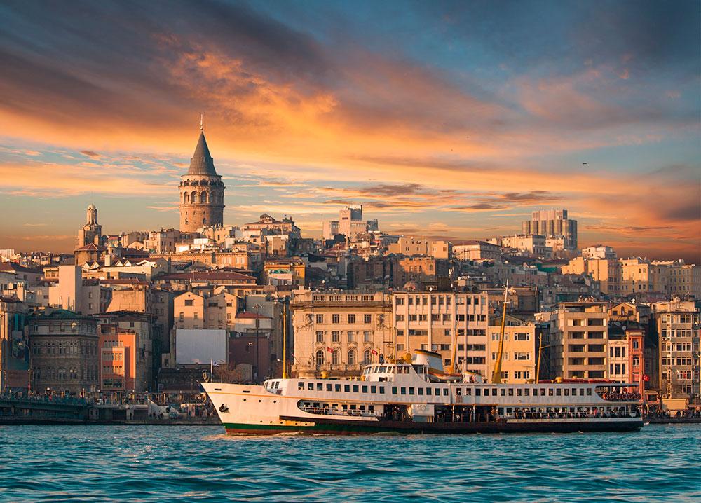 Udhëtim 4 ditor në Selanik Stamboll – Cmimi 99 Euro/Person