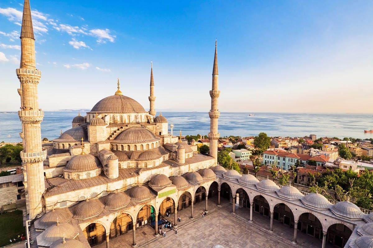 Udhëtim në Stamboll, 3 Ditë €199/Person