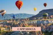 Pranverë në Cappadocia, 3 Ditë €349/Person