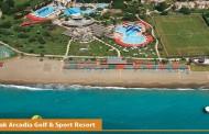 Limak Arcadia Golf & Sport Resort – €1005/Person
