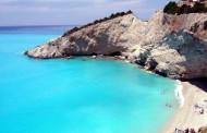 Fundjave blu ne Lefkada, 10 Korrik, 3 dite, €120