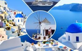 Kroçiere në Ishujt Grekë dhe Kusadasi, 6 Ditë €499/Person
