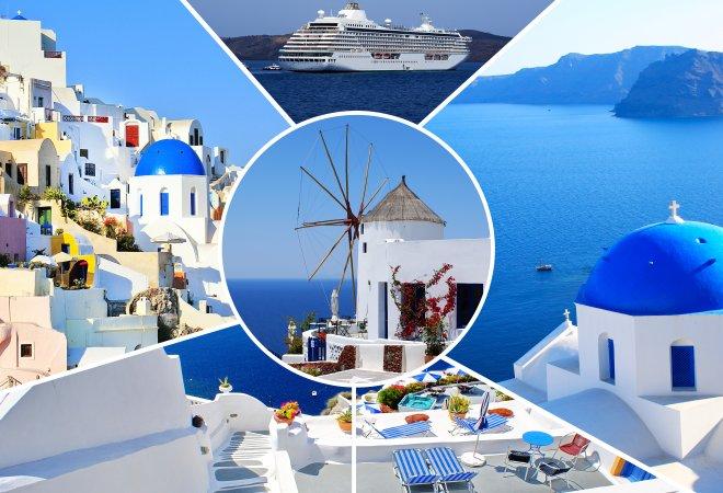 Plazh dhe Kroçiere në Ishujt Grekë –  8 Ditë €699/Person