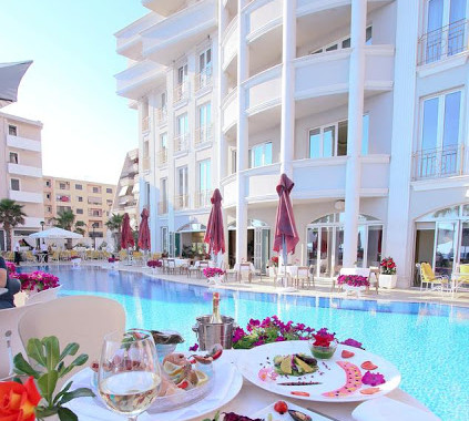 Pushime Verore ne Durres – Palace Hotel & Spa – Duke filluar nga 125 Euro/Cifti