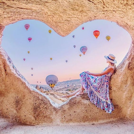 Tour ne Cappadocia, 3 Net/4 Dite. Nisja ne 16 tetor